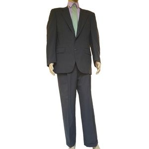 Burberrys Prorsum Suit Sz 42R 100% Wool Made USA